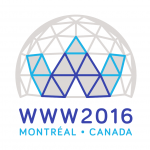 The program for #Microposts2016 at #WWW2016 is out!